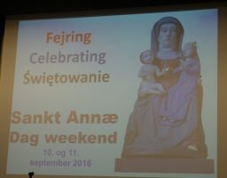 SANKT ANNÆ DAG 10-11.09.2016